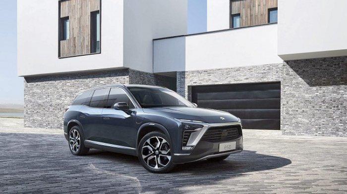 Perusahaan Mobil Listrik China Nio Bidik Pasar Eropa Mulai 2021 Serambi Indonesia