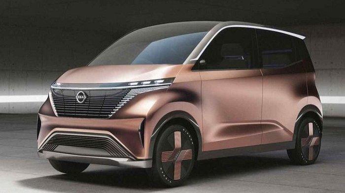 Mobil Listrik Murah Berbandrol Rp 200 Jutaan Akan Diproduksi Oleh Nissan dan Mitsubishi