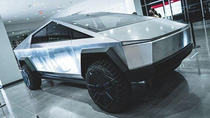 Tesla Segera Produksi SUV Listrik Cybertruck Tahun Ini