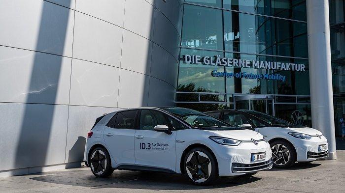Pabrikan Jerman, VW Ingin Percepat Kendaraan Listrik, Ingin Kalahkan Mobil Lisrik Tesla