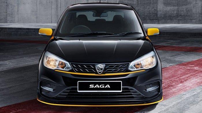 Mobil Malaysia Proton Saga Rayakan Usia 35 Tahun Luncurkan Edisi Terbatas Seharga Rp 132 Juta Serambi Indonesia