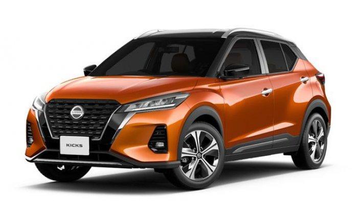Nissan Kicks e-POWER meluncur dengan harga Rp 449 Juta