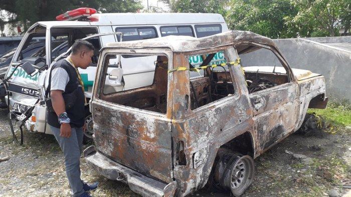 Begini Perkembangan Kasus Pencurian Kambing di Aceh Barat yang Mobilnya Dibakar Massa