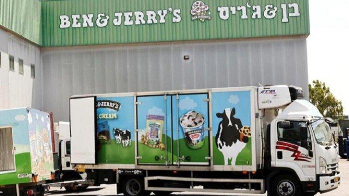 Unilever Tetap Berkomitmen Penuh Mendukung Israel, Penjualan Es Krim di Palestina