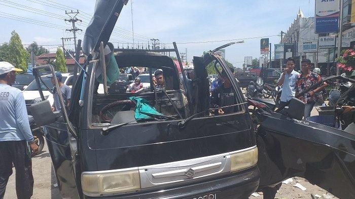 Satu Mobil Pikap Meledak di Keudee Matang, Bireuen, Ini Penyebabnya