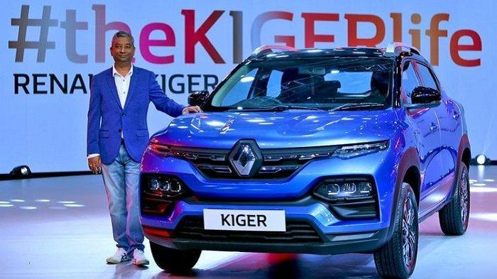 Kembaran Nissan Magnite, Renault Kiger Sudah Terdaftar di Permendagri, Sinyal Segera Diluncurkan