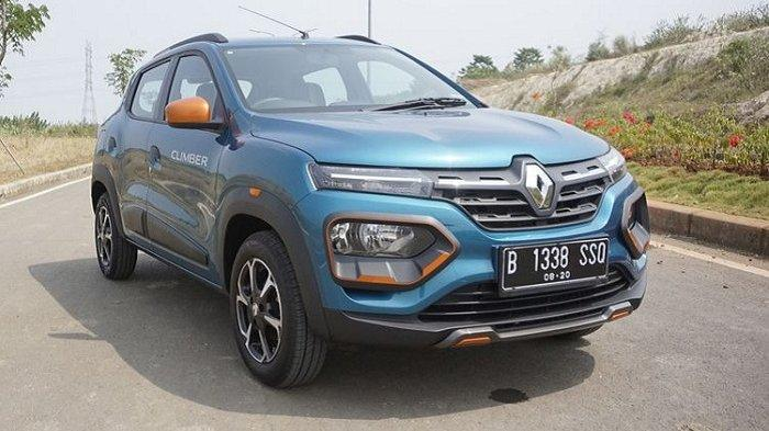 Review Renault Kwid Climber