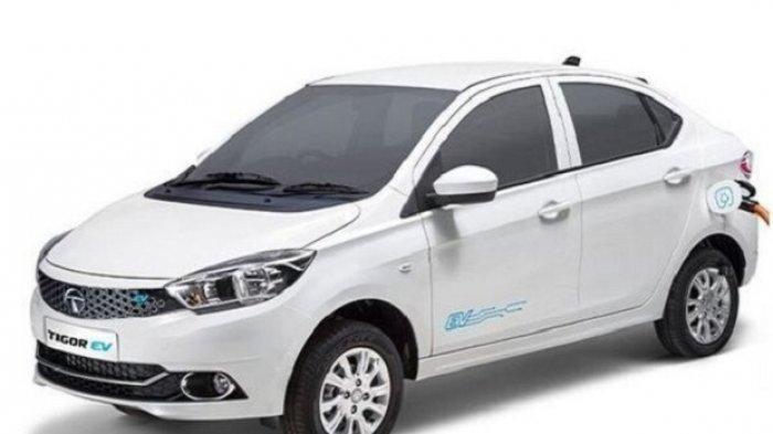 Tata Motor Tawarkan Sedan Listrik Murah, Mulai Dari Rp 258 Jutaan