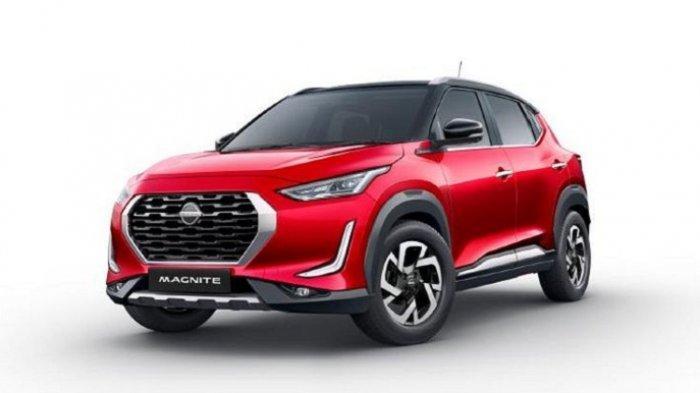 Nissan Perkenalkan SUV Magnite, Dibandrol Rp 200 Jutaan