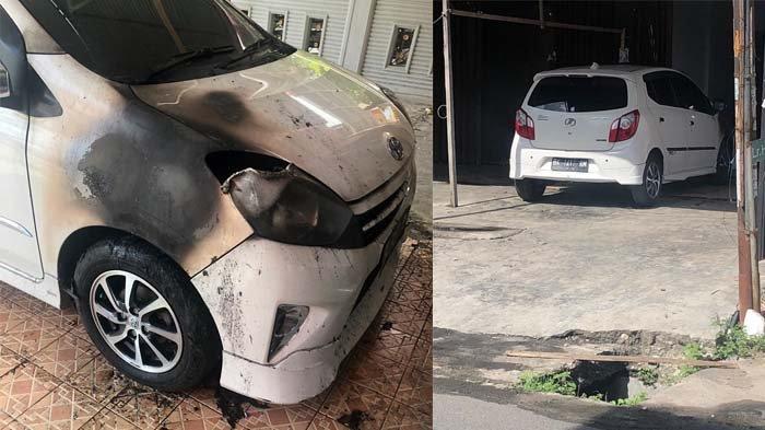 Personel Polsek Kutaraja Ringkus Pembakar Mobil Toyota Agya di Merduati