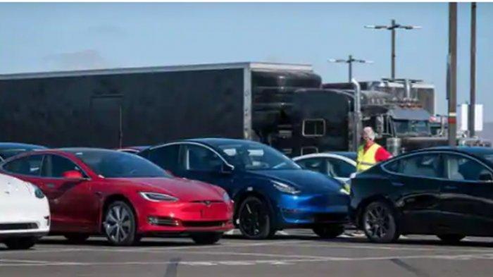 Tesla Rencanakan Harga Mobil Listrik Baru Rp 371 Juta Tiga Tahun Mendatang Mobil Bensin Akan Usang Serambi Indonesia