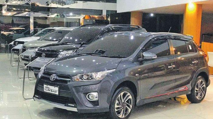 Penjualan Mobil Toyota Meningkat, Setelah Diberlakukannya PPnBM Nol Persen