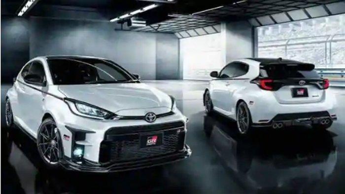 Peminat Mobil Kencang Toyota GR Yaris Harus Siapkan Kocek Rp 100 Juta