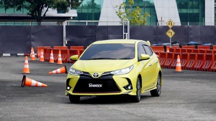 Harga Mobil Toyota Yaris Turun Rp 20 Juta