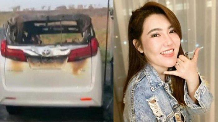 Mobil Via Vallen Dibakar OTK, Geram Lihat Si Pembakar Terciduk CCTV