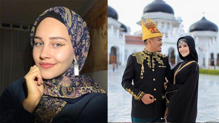 Masuk Islam dan Menikah dengan Pria Aceh, Ini Kisah Tiphaine Tentang Perjalanan Spiritualnya