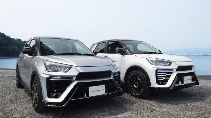 Toyota Raize dan Daihatsu Rocky Akan Segera Diluncurkan, Direncanakan Bulan Depan