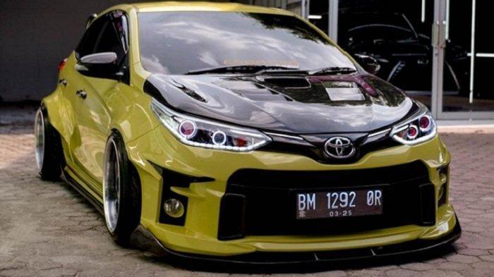 Toyota Yaris 2020 Disulap Jadi Street Racing, Mengikuti Gaya Yaris GR