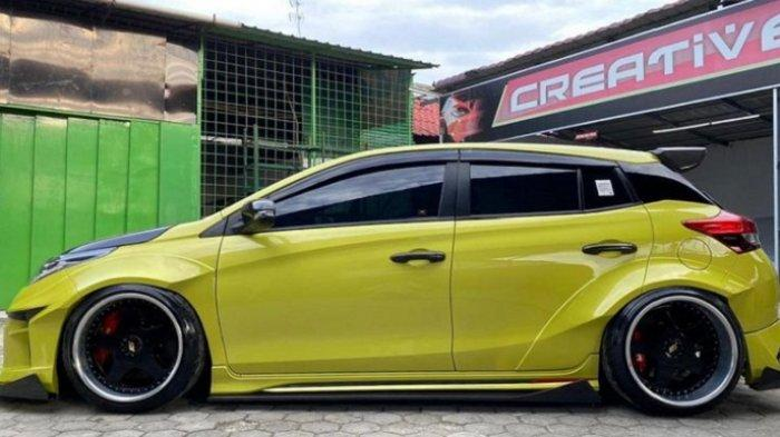 Modifikasi Toyota Yaris TRD 2020
