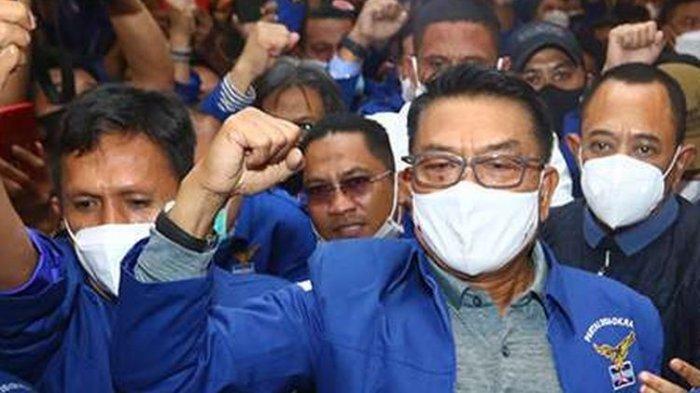 PN Jakpus Gugurkan Gugatan AD/ART Partai Demokrat, Kubu Moeldoko: Ini Baru Latihan Pemanasan