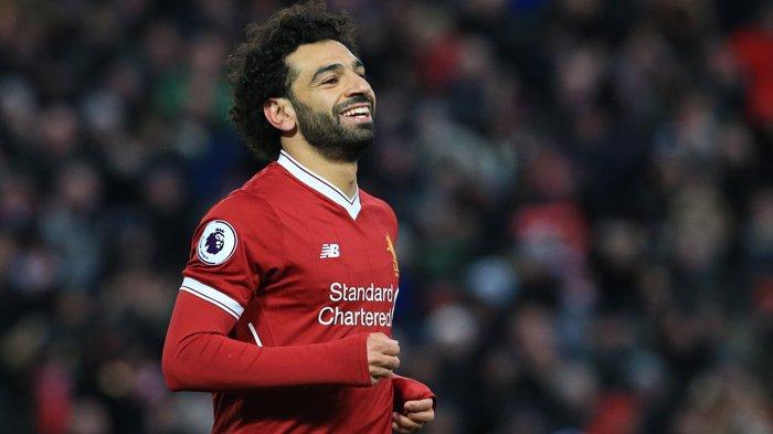 Mohamed Salah Tak Terbendung, Jadi Penyerang Benua Hitam Tersubur dalam Satu Musim