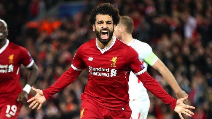 Mohamed Salah Buka Peluang Pindah ke Barcelona atau Real Madrid