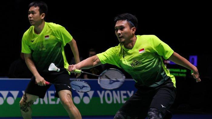 Final BWF World Tour Finals 2020, Menanti Ahsan/Hendra Pertahankan Gelar Juara