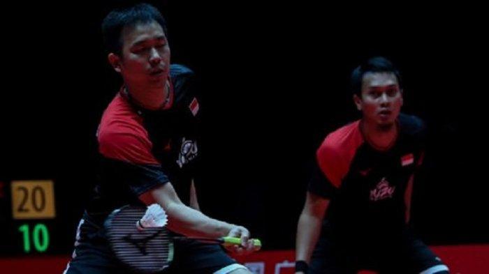 Hasil Lengkap Laga Final BWF World Tour Finals 2019, China Tampil Sebagai Juara Umum