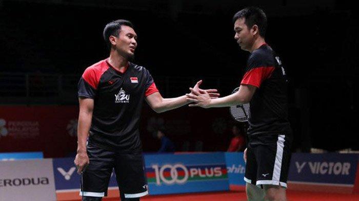 Jadwal Malaysia Masters 2020 - Ahsan/Hendra Awali Perjuangan 6 Wakil Indonesia Rebut Tiket Semifinal