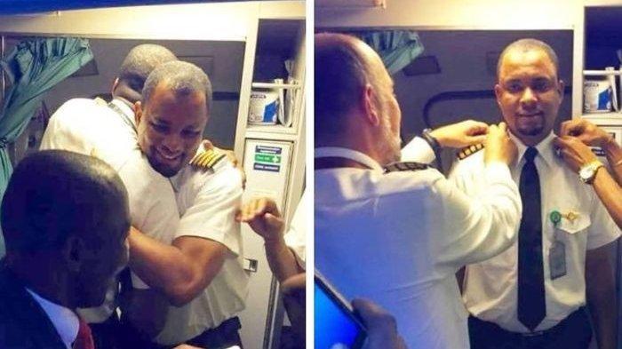 24 Tahun Jadi Tukang Bersih-bersih di Bandara, Pria Ini Akhirnya Berhasil Jadi Pilot, Ini Kisahnya