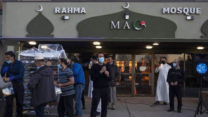 Azan Berkumandang di Kota Edmonton Kanada, Membuat Ramadhan Lebih Damai Bagi Umat Islam