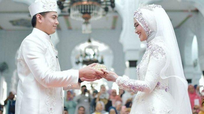 Selain Kalangan Artis, 2 Anak Tommy Kurniawan Ikut Hadiri Acara Pernikahannya dengan Lisya Nurrahmi