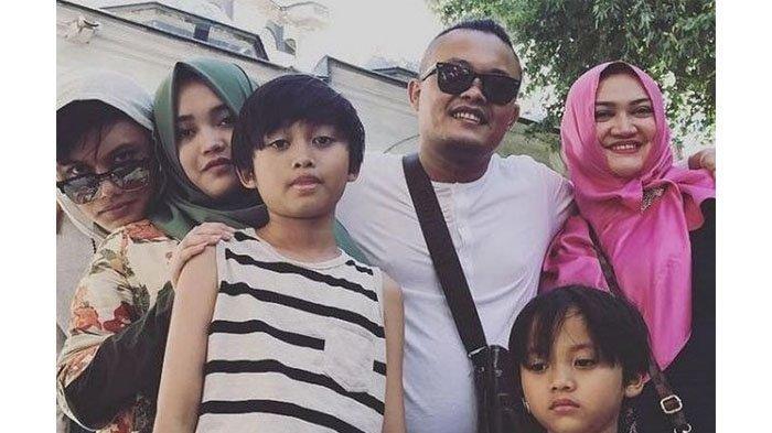Momen Terakhir Almarhumah Lina Mantan Istri Sule Bersama Semua Anaknya di Bandung