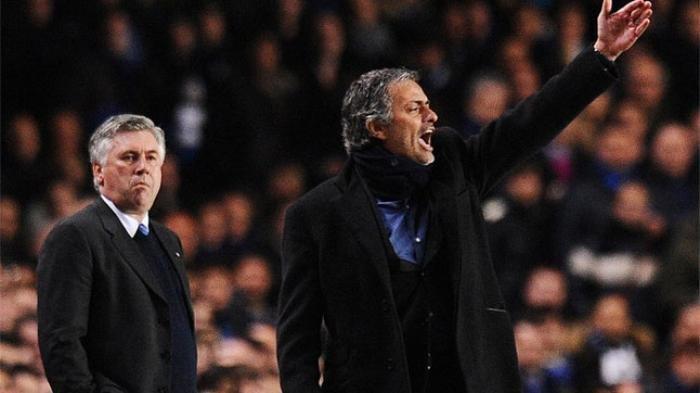 Demi Memeluk Carlo Ancelotti, Jose Mourinho Siap Langgar Aturan