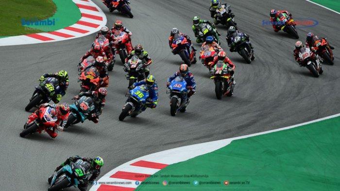 Live Streaming Kualifikasi MotoGP Spanyol 2021, Luca Marini Mengharapkan Tantangan yang Lebih Besar