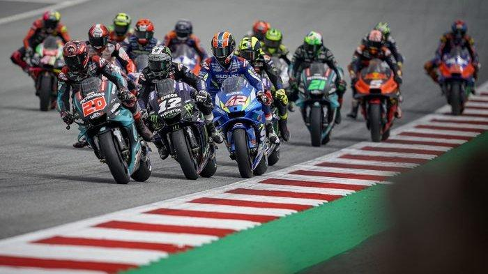 Hasil Kualifikasi MotoGP Italia 2021 - Fabio Quartararo Raih Pole Position