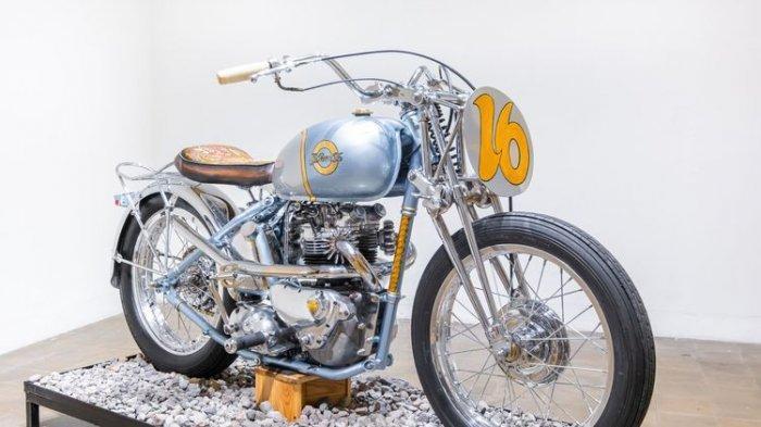 Terinspirasi dari Ajang Balap Zaman Dulu, Triumph Bonneville Pre-Unit 1960 Ingatkan Masa Lalu