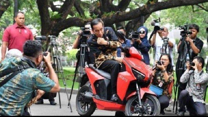 M Nuh Ternyata Bukan Pengusaha, Pemenang Lelang Motor Listrik Jokowi Diamankan Polisi
