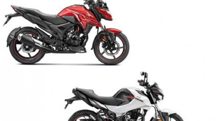 New Honda X-Blade VS Hero Xtreme 160R, Motor Sport Mana yang Lebih Tangguh?