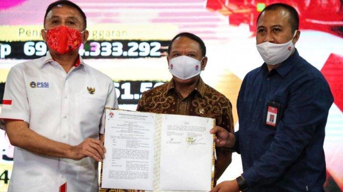 Persiapan Timnas Indonesia U-19 ke Piala Dunia U-20, Menpora Setujui Dana Rp 50 Miliar untuk PSSI