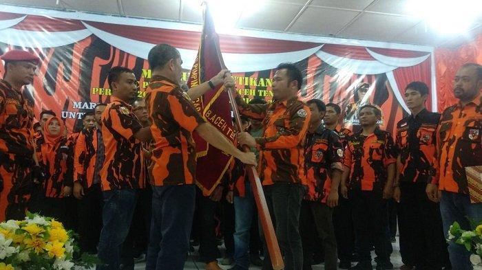 Zakaria Tarigan Pimpin MPC PP Aceh Tengah