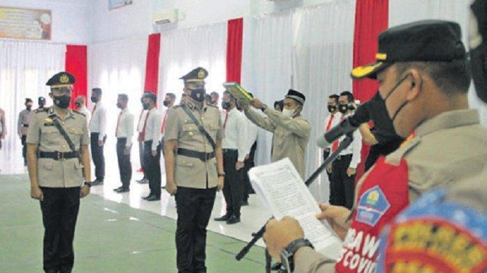 Mutasi di Polres Aceh Utara, AKP Firdaus Jadi Kabag Ops, Iptu Noca Kasat Reskrim