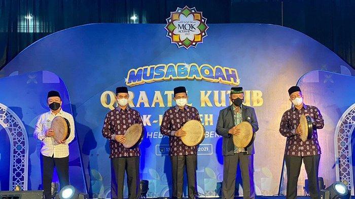 MQK Provinsi Resmi Bergulir