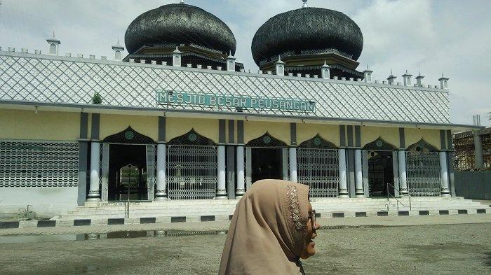 Pemuda yang Mengamuk di Masjid Besar Peusangan Diduga Gangguan Jiwa