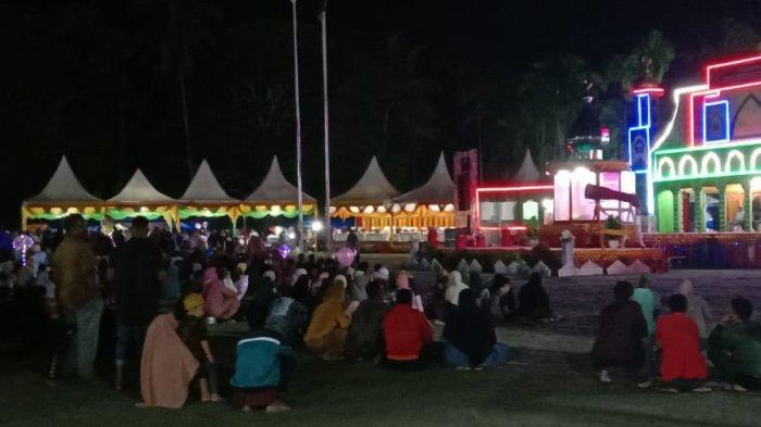 Tingginya Antusiasme Masyarakat Untuk Menyaksikan MTQ XXXV Tingkat Aceh Selatan