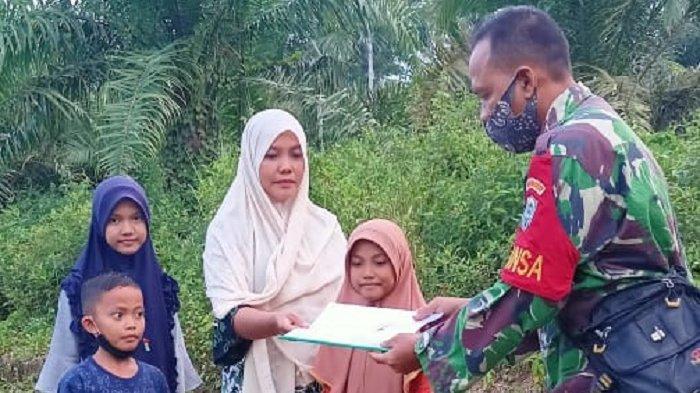 Masyarakat Aceh Tamiang Hibah Tanah untuk Mualaf Asal Sumut, Dana Pembelian Digalang Babinsa