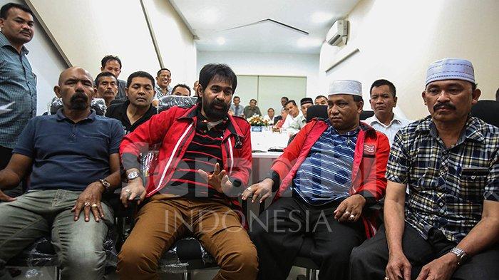 BREAKING NEWS - Beda Pilihan Capres 2019, Mualem Dukung Prabowo Abu Razak Dukung Jokowi