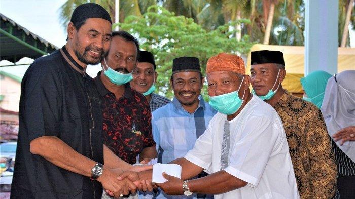 Safari Ramadhan di Aceh Barat, Mualem Minta KPA dan PA Kompak