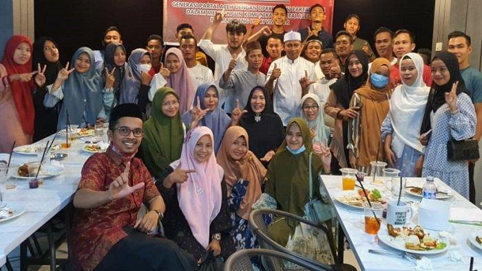 Muda Seudang dan Jasa Bangun Silaturrahmi dengan DPW PA