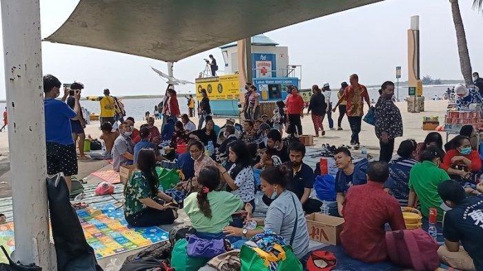 Warga Dilarang Mudik, Tapi Tempat Rekreasi di Jakarta Ramai, Covid-19 Dikhawatirkan Melonjak